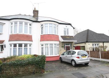 Thumbnail 4 bed semi-detached house for sale in Highfield Grove, Westcliff-On-Sea