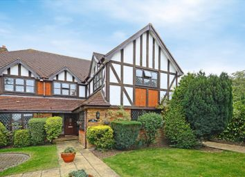 Thumbnail 5 bed property to rent in Oaklodge Way, Mill Hill