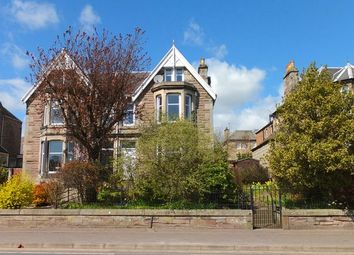 Thumbnail 5 bed semi-detached house for sale in Glasgow Road, Perth