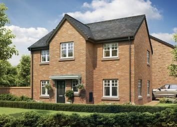 Thumbnail 4 bed detached house for sale in Meadow Gate, White Carr Lane, Thornton-Cleveleys, Lancashire
