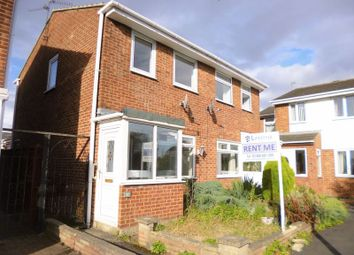 Thumbnail 2 bed semi-detached house to rent in Alma Road, Shildon
