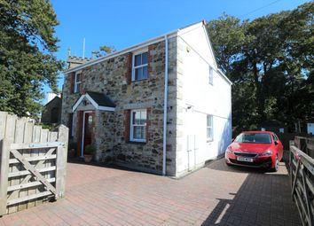 Rectory Road, Camborne TR14. 3 bed detached house