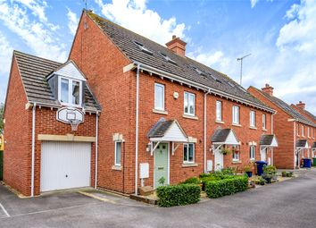 Thumbnail End terrace house for sale in Hanson Gardens, Bishops Cleeve, Cheltenham