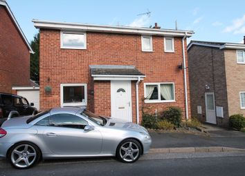 Thumbnail 3 bed link-detached house for sale in Sulby Close, Forest Town, Mansfield
