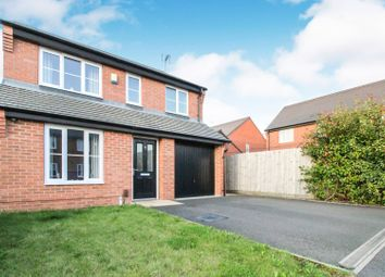 Thumbnail 3 bed detached house for sale in Ramson Close, Stenson Fields, Derby
