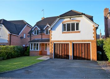 Thumbnail 5 bed detached house for sale in Kinver Drive, Stourbridge