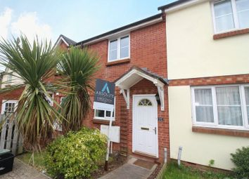 Thumbnail 2 bed terraced house to rent in St. Kitts Close, Torquay