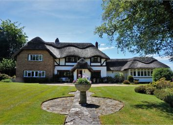 Thumbnail 6 bed detached house for sale in Holmbury St. Mary, Dorking