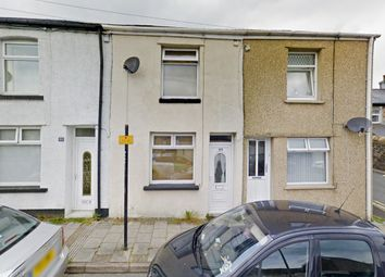 Thumbnail 2 bed terraced house to rent in Queen Victoria Street, Tredegar