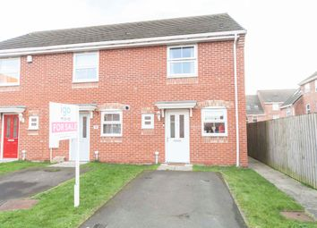 Thumbnail 2 bed end terrace house for sale in Mickey Barron Close, Hartlepool