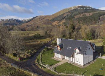 Thumbnail 4 bed detached house for sale in Balquhidder, Lochearnhead, Scotland