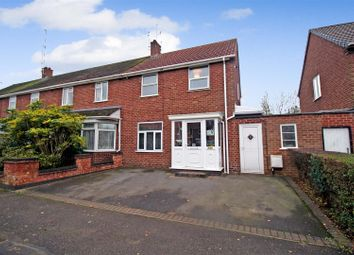 Thumbnail 3 bed end terrace house for sale in Donnithorne Avenue, Nuneaton