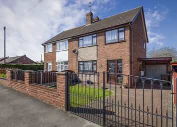 Thumbnail 3 bed semi-detached house for sale in Denholme Meadow, South Elmsall, Pontefract