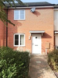 Thumbnail 2 bed terraced house to rent in Preston Close, Leicester