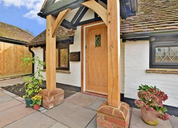 Thumbnail 2 bed semi-detached bungalow for sale in Ewhurst Road, Cranleigh, Surrey