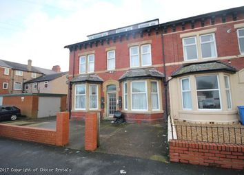 Thumbnail 1 bed flat to rent in Beach Rd, Cleveleys