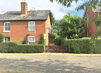Thumbnail 3 bed semi-detached house for sale in Lockerley Green, Romsey