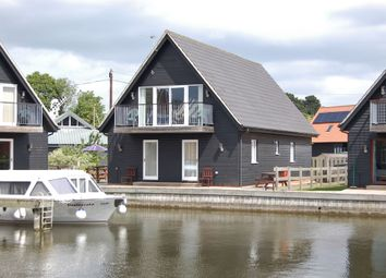 Thumbnail 4 bed detached house for sale in Ferry Road, Horning
