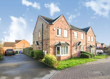 3 bed end terrace house for sale in Chatsworth Court, Staveley, Chesterfield S43