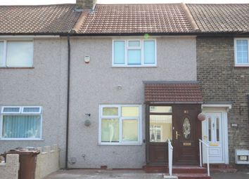 Thumbnail 2 bed terraced house to rent in Haresfield Road, Dagenham