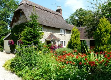 Thumbnail 4 bed equestrian property for sale in Fontmell Magna, Shaftesbury