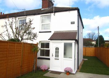 Thumbnail 2 bed end terrace house to rent in Meadow Terrace, Russell Place, Fareham