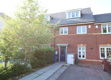 3 bed town house for sale in Abbeyfield Close, Cale Green, Stockport SK3