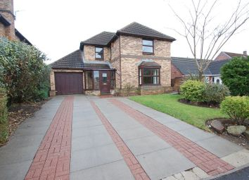 Thumbnail 4 bed detached house for sale in Thorington Gardens, Ingleby Barwick, Stockton-On-Tees