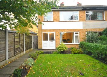 Thumbnail 3 bed semi-detached house to rent in Coltbeck Avenue, Narborough, Leicester