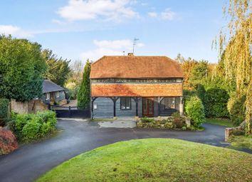 Thumbnail 5 bed detached house for sale in Rosecroft Park, Farnham Lane, Langton Green, Tunbridge Wells