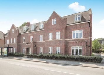 Thumbnail 2 bedroom flat for sale in 44 High Road, Byfleet, Surrey