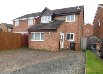 Thumbnail 3 bed property to rent in Shelford Close, Northampton
