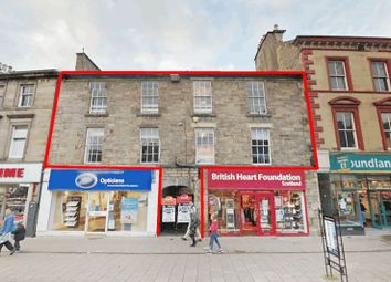 Thumbnail Commercial property for sale in 167, High Street, Elgin IV301Dw