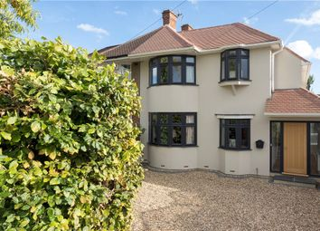 Thumbnail 4 bed semi-detached house for sale in Matlock Way, New Malden