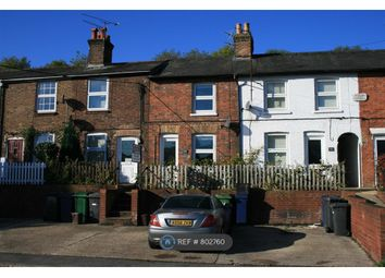 Thumbnail 2 bed terraced house to rent in Wycombe Lane, Wooburn Green, High Wycombe