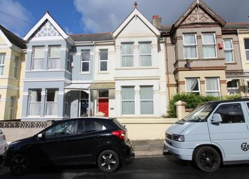 4 bed terraced house for sale in Chestnut Road, Plymouth PL3