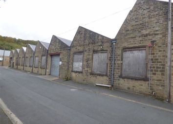 Thumbnail Light industrial to let in Pollard Street South, Huddersfield, West Yorkshire
