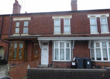 Thumbnail 3 bed terraced house for sale in Hob Moor Road, Small Heath, Birmingham