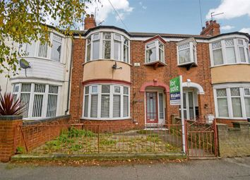 3 bed terraced house for sale in Brindley Street, Hull HU9