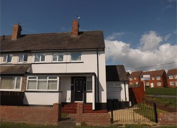 Thumbnail 3 bed semi-detached house to rent in Grey Gables, Brandon, Durham