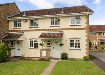 Thumbnail 3 bed end terrace house for sale in Bunbury Way, Epsom, Surrey.