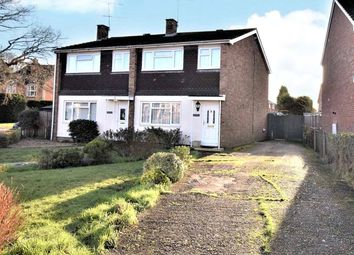 Thumbnail 3 bed semi-detached house for sale in Berrybank, College Town, Sandhurst, Berkshire