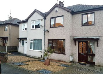 Thumbnail 3 bed semi-detached house for sale in Wensley Drive, Lancaster