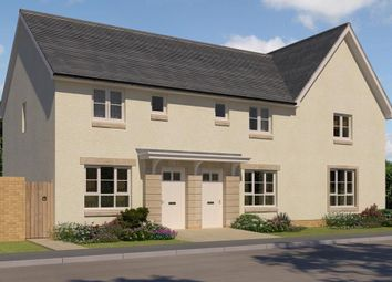 "Thumbnail 3 bedroom terraced house for sale in ""Fasque 1"" at Oldmeldrum Road, Inverurie"