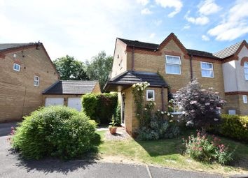 Thumbnail 2 bed semi-detached house for sale in Fisher Close, Barton-Le-Clay, Bedford