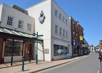Thumbnail 2 bed flat to rent in Bampton Street, Tiverton