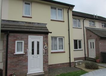 Thumbnail 2 bed terraced house to rent in Greenmeadow Drive, Barnstaple