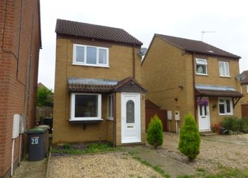 Thumbnail 2 bedroom property to rent in Summerfield Drive, Sleaford, Lincolnshire