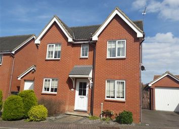 Thumbnail 4 bed property to rent in Curie Drive, Gorleston, Great Yarmouth
