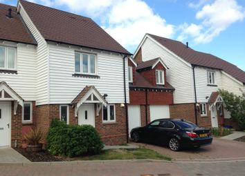 Thumbnail 3 bed property to rent in Green Fields Lane, Singleton, Ashford